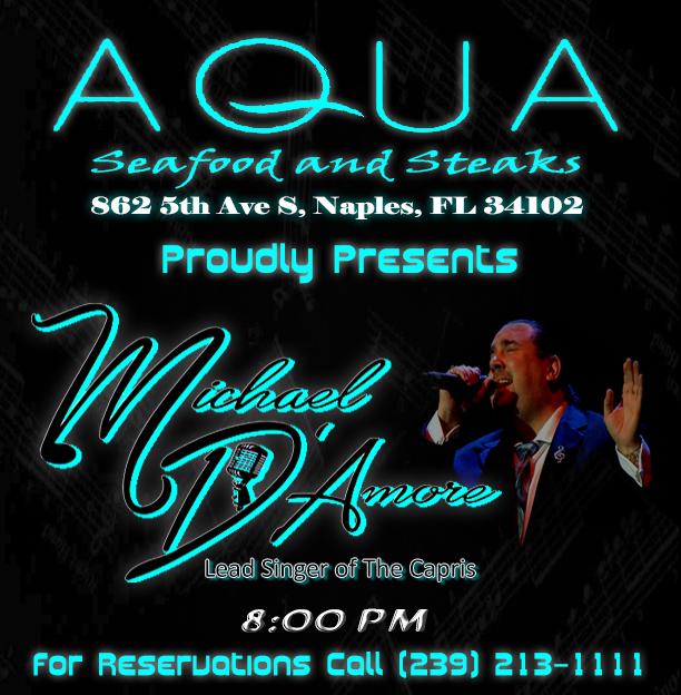 Aqua Seafood & Steak